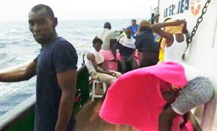 Ocean Viking, accolti da altri Paesi Ue 58 degli 82 migranti