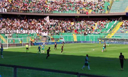 Palermo vince davanti a 17 mila spettatori