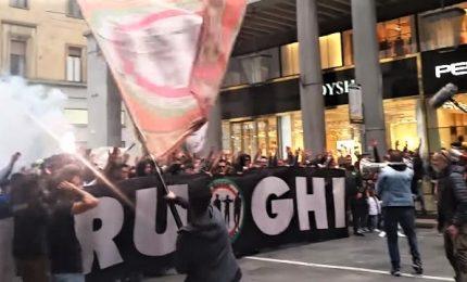 """""""Organizzazione militare in curva Sud"""", ultrà Juve arrestati. Pm, metodi mafiosi"""