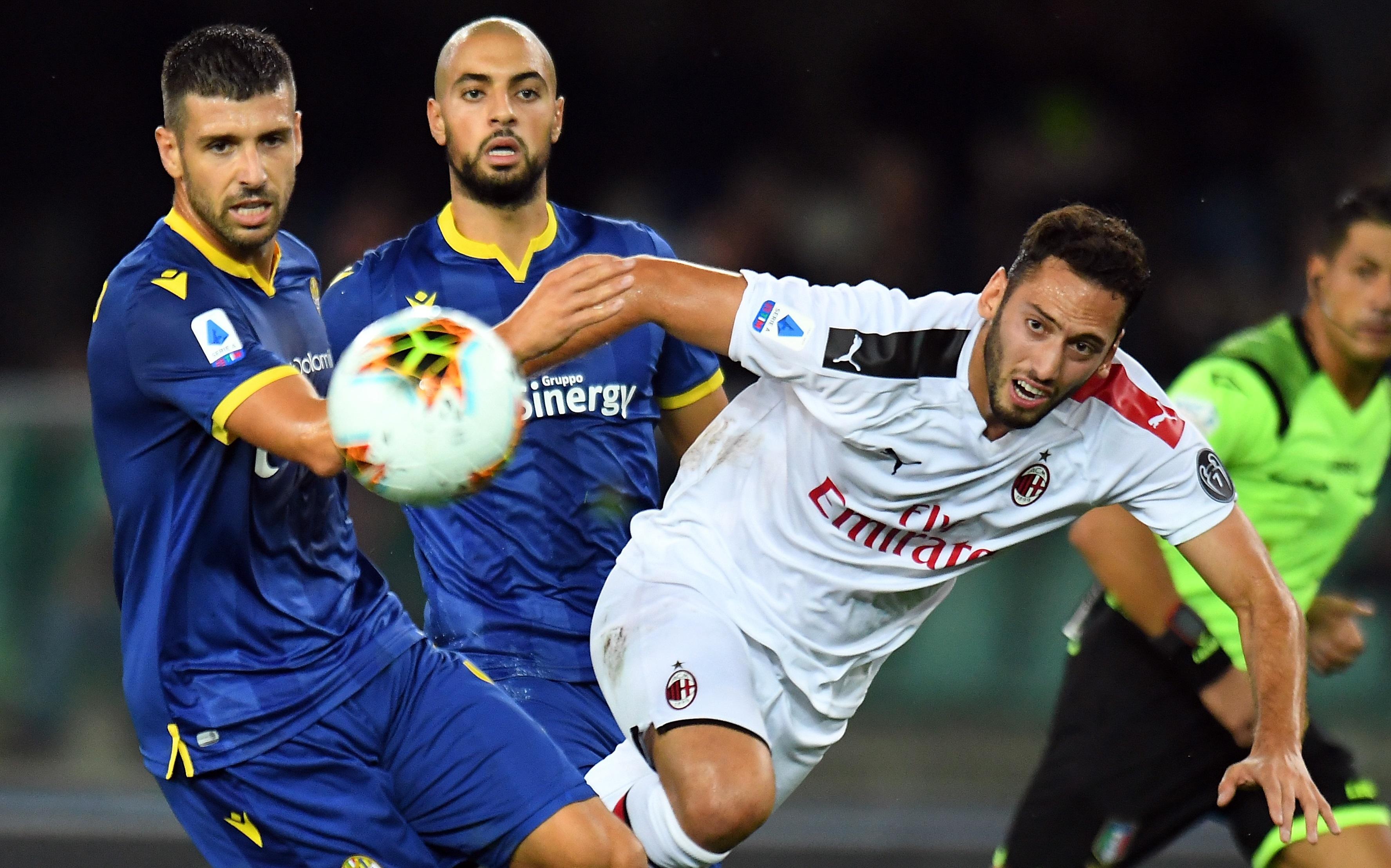 Rigore Piatek piega il Verona ma Milan soffre