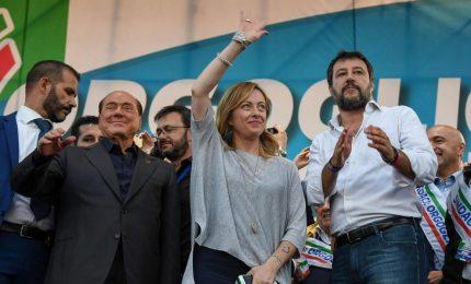 """Salvini riunisce centrodestra sotto di sé. """"Uniti torneremo presto al governo"""""""