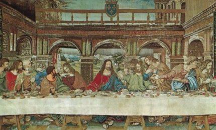 L'ispirazione dell'Ultima Cena in due opere distanti 500 anni