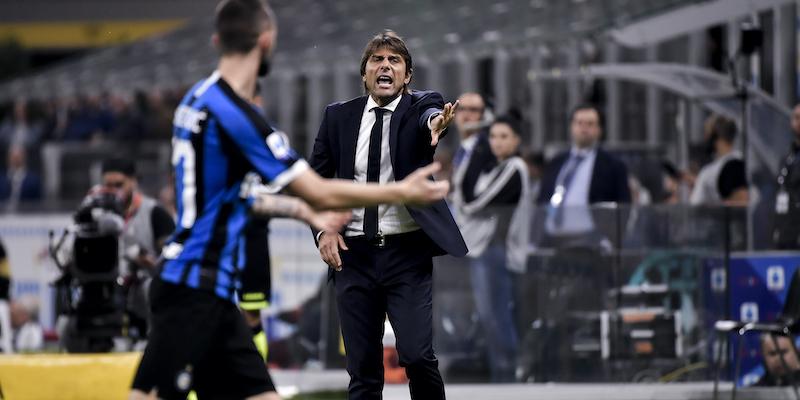 Inter vince ma Conte lancia nuovo allarme