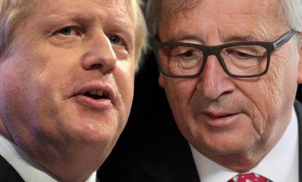 """Le """"concessioni"""" di Johnson sulla Brexit. Per l'Ue """"passi avanti"""". Resta nodo dogane"""