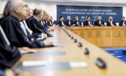Ergastolo ostativo, Corte Strasburgo respinge ricorso Italia