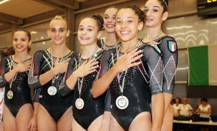 Mondiali ginnastica, bronzo per l'Italia sul podio dopo 69 anni