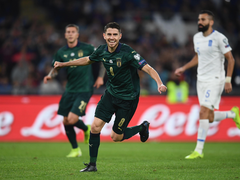Euro 2020: Italia- Grecia 2-0, azzurri 'record' già qualificati