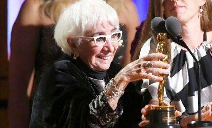 Oscar a Lina Wertmuller: perché al maschile? Chiamiamolo Anna