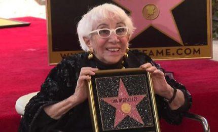 Dopo l'Oscar, una stella sulla Walk of Fame per Wertmuller