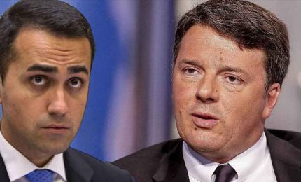 Braccio ferro Renzi-Di Maio su Quota 100. Sconto su ristorante e idraulico, arriva la plastic tax