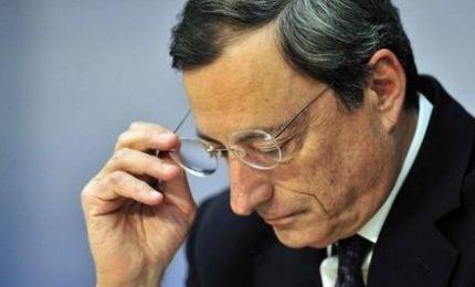 """Bce: il saluto """"operativo"""" di Draghi, Qe da novembre. """"Ora cosa farò? Chiedetelo a mia moglie"""""""