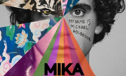 "Esce il nuovo album di Mika: ""My Name Is Michael Holbrook"""