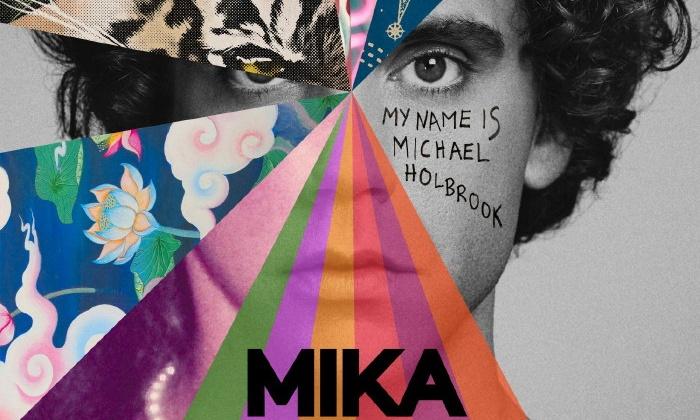 """Esce il nuovo album di Mika: """"My Name Is Michael Holbrook"""""""