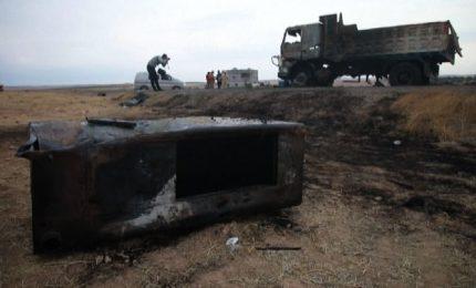 Morte Al Baghdadi, tra le macerie del sito distrutto nel blitz