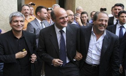 Centrosinistra, quei sorrisi finti davanti ai flash che alle elezioni portano male
