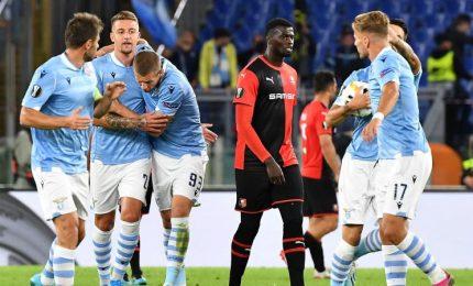 Rimonta sul Rennes, Lazio si rimette in corsa in Europa