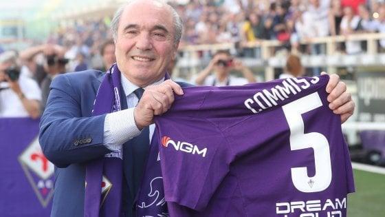 """Fiorentina, furia Commisso: """"Arbitraggio scandaloso"""""""