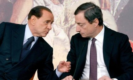 Berlusconi lancia Draghi premier e apre cantiere polo moderato con l'Altra Italia