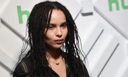 Sarà Zoe Kravitz la Catwoman in The Batman con Robert Pattinson