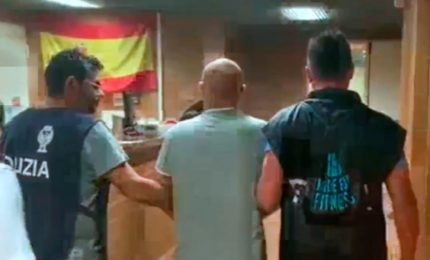 Spagna, arrestato italiano tra 100 latitanti più pericolosi
