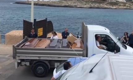 Naufragio a Lampedusa: 13 salme recuperate, tutte donne