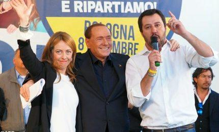 """Centrodestra vede vittoria in Umbria ed esulta per """"autogol"""" foto governo"""