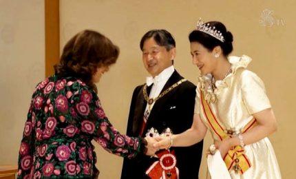 Casellati in Giappone per intronizzazione dell'imperatore