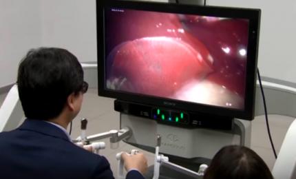 Chirurgia a distanza, sempre più attuale e concreta