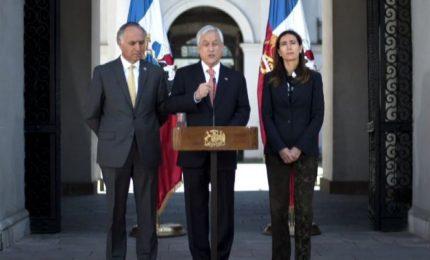 Cile, Pinera annulla il vertice Apec e il forum sul clima Cop25