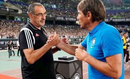 Brivido Inter-Juve, Genoa-Milan esame Giampaolo