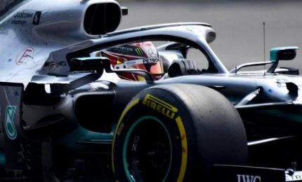 Trionfa Hamilton, Ferrari seconda con Vettel