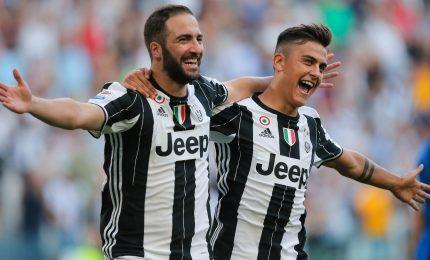 Champions: Juventus-Bayer Leverkusen, ballottaggio Dybala-Higuain