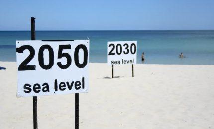 Innalzamento mari entro 2050 peggiore del previsto
