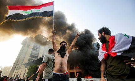 Terzo giorno di proteste in Iraq, nel Paese 18 morti