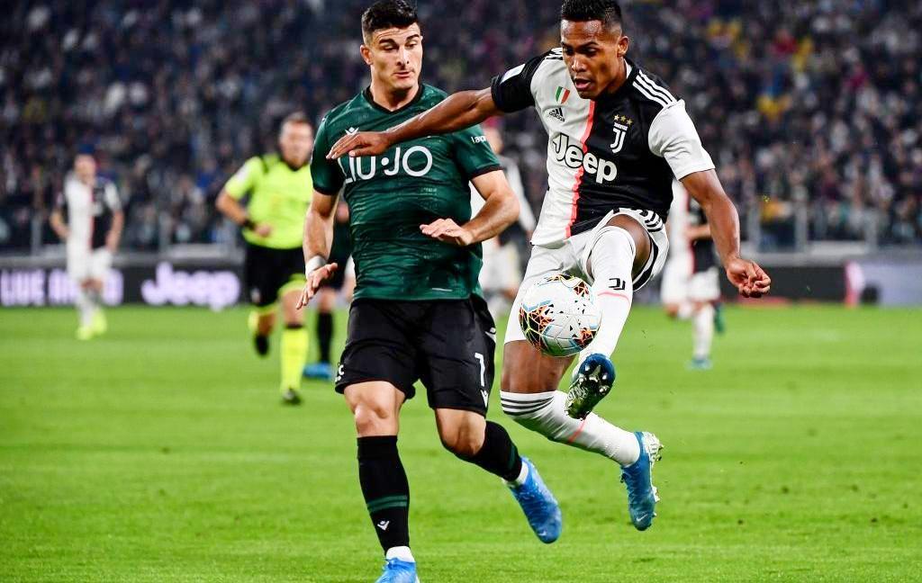 Juve-Bologna 2-1, bianconeri ancora ok con Ronaldo e Pjanic