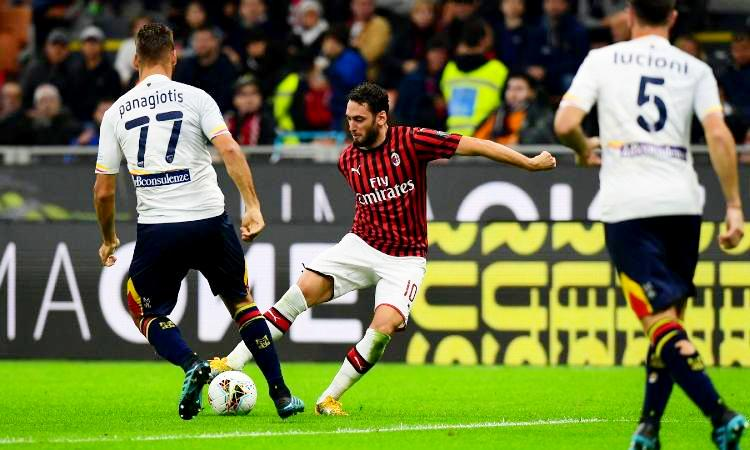 Lecce gela Milan, per Pioli l'esordio è amaro
