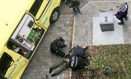 Ruba ambulanza e si lancia sui pedoni a Oslo, arrestato. Due gemellini investiti, non gravi