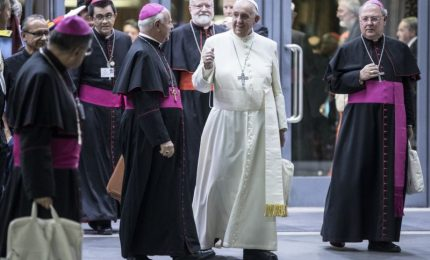 """Spiraglio per preti sposati, parola ora a Papa. """"Riconvocherò commissione su diaconato femminile"""""""
