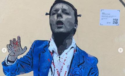 TvBoy torna a Firenze con tre nuovi murales