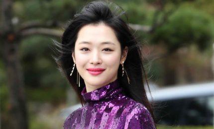 Trovata morta Sulli, popstar sudcoreana