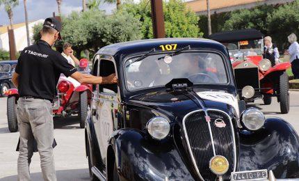 Cala sipario su Targa Florio Classica 2019, onorata memoria di Andrea Camilleri