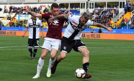 Belotti non basta, Torino battuto a Parma