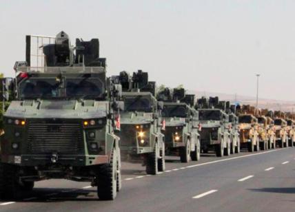 Siria, attacco turco e di milizie Els a Manbij. Erdogan, offensiva vitale come a Cipro 1974