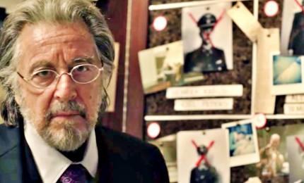 """Al Pacino cacciatore di nazisti nella serie """"Hunters"""""""