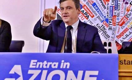 Calenda: nome alternativo a Emiliano, è peggior populista