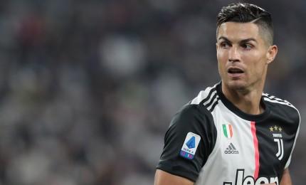 """Cristiano Ronaldo """"al 99% non sarà in campo contro l'Atalanta"""""""