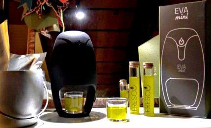 Nasce Eva Mini, il robot domestico che fa l'olio in casa