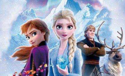 "A Los Angeles l'attesa premiere del cartoon ""Frozen 2"""