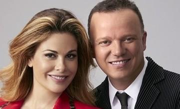 Rai 1, debutto vincente per Gigi D'Alessio e Vanessa Incontrada