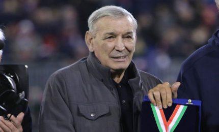Gigi Riva compie 75 anni, gli auguri del Cagliari